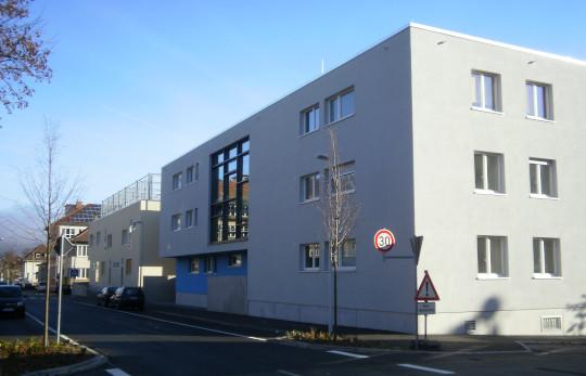 Neubau Gartenstraße 105