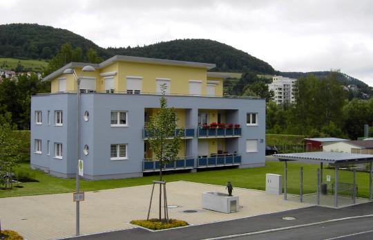 Das Gebäude im Weiherwuhr 28