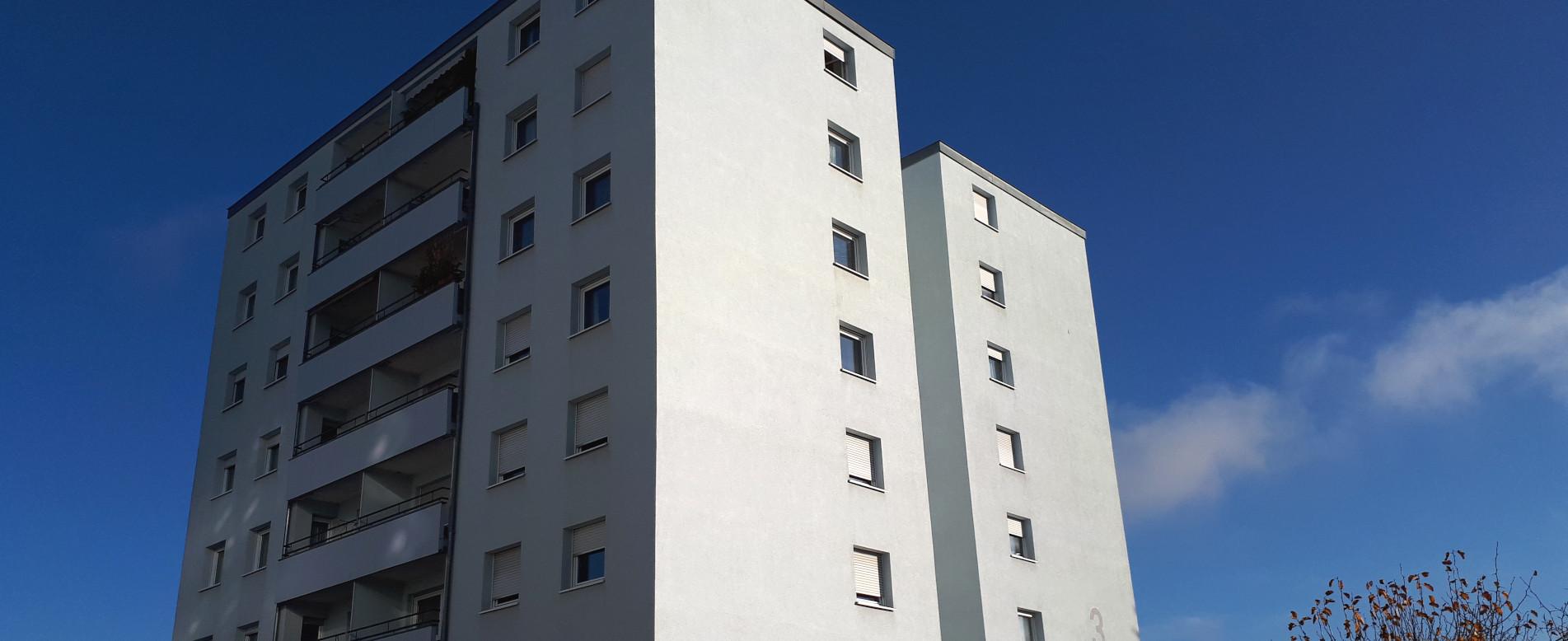 Wohnanlage in der Schneiderstraße 3