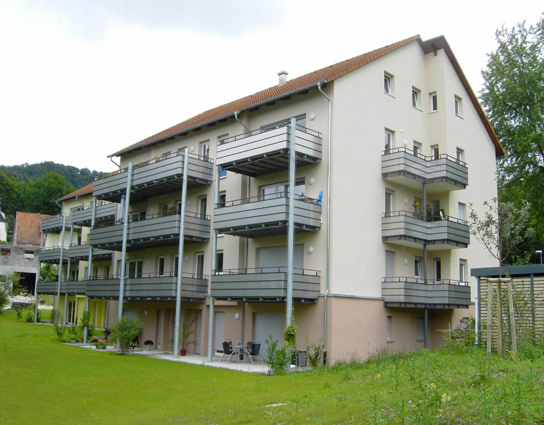 Steinbergstraße 27 und 27/1, Albstadt-Laufen
