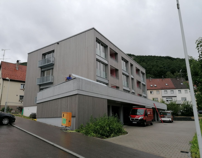 2-Zimmer-Wohnung, Friedrich-Haux-Straße 46, Ebingen