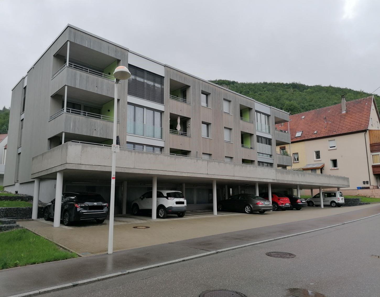 2-Zimmer-Wohnung, Hukelturenstraße 11, Ebingen