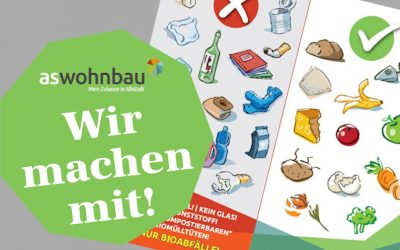 """""""Biotonne – Baden-Württemberg macht mit"""" – wir auch!"""