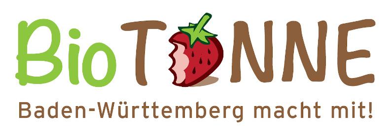 """Projektlogo """"BioTONNE – Baden-Württemberg macht mit"""""""